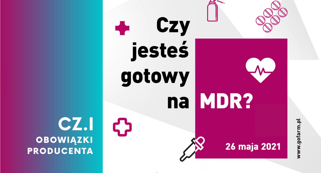 MDR zmiany w wyrobach medycznych